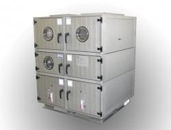 Värmeåtervinnare